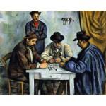 Juego de naipes, Cezanne, Algomasquearte