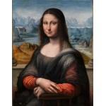 Aprendiz, Gioconda, Da Vinci, Algomasquearte