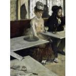 En el Café, Degas, Algomasquearte
