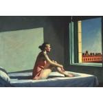 Sol de la mañana, Hopper, Algomasquearte