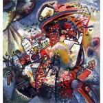 Moscu 1, Kandinsky, Algomasquearte