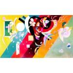 Composición IX, Kandinsky, Algomasquearte