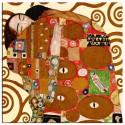 El Abrazo, (Detalle1), Klimt