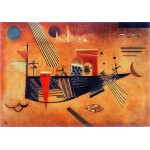 Caprichoso, Kandinsky, Algomasquearte