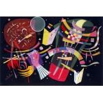 Composición X, Kandinsky, Algomasquearte