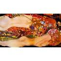 Serpientes de Agua, Klimt