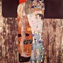 Edades de la mujer, (completo), Klimt