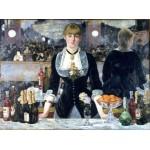 En el bar de Folie Bergere, Manet, Algomasquearte