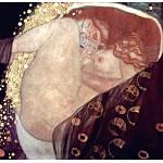 Danae, Klimt