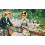 Día de verano, Morisot, Algomasquearte
