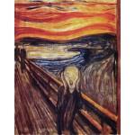 Munch El Grito Algomasquearte
