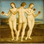 Raphael-Las tres gracias Algomasquearte