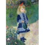 Renoir Niña con regadera Algomasquearte