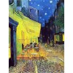 Van Gogh La Terraza del Café Algomasquearte