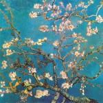Van Gogh Almendro en flor Algomasquearte