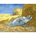 Van Gogh La Siesta Algomasquearte