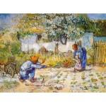 Van Gogh Primeros Pasos Algomasquearte
