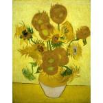 Van Gogh Girasoles Algomasquearte
