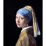 La chica de la perla, Vermeer