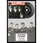 Disco EP The Beatles All my loving algomasquearte
