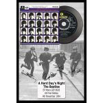 Disco EP The Beatles A Hard Day's Night algomasquearte