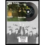 Disco EP The Beatles Nowhere Man algomasquearte