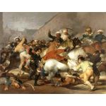 Dos de Mayo-Goya-Algomasquearte