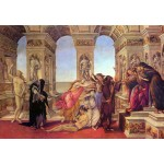 La Calumnia de Apeles, Botticelli, Algomasquearte