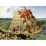 La construcción de la torre de Babel, Brueghel, Algomasquearte
