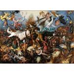 Caida de los angeles rebeldes, Brueghel, Algomasquearte