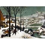 Los cazadores en la nieve, Brueghel, Algomasquearte