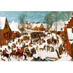 La masacre de inocentes, Brueghel, Algomasquearte