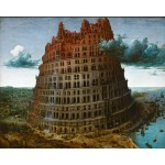 La pequeña torre de Babel, Brueghel, Algomasquearte