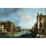 Canal de Venecia, Canaletto, Algomasquearte