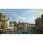 Canal de Venecia Flangini, Canaletto, Algomasquearte