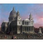 Catedral de San Pablo, Canaletto, Algomasquearte