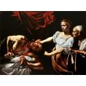 Judit y Holofernes, Caravaggio
