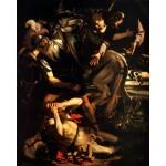 La conversión de San Pablo, Caravaggio, Algomasquearte