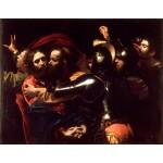 La captura de Cristo, Caravaggio, Algomasquearte