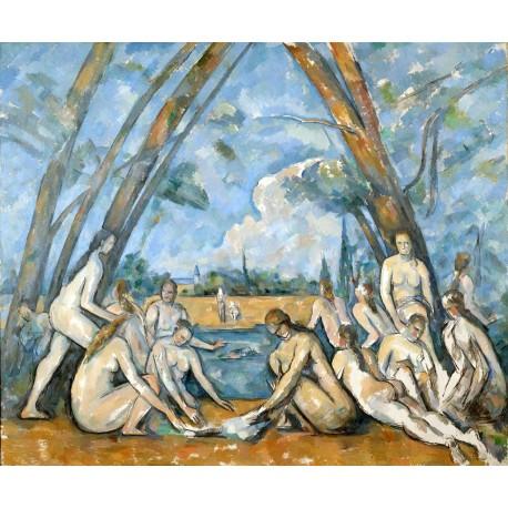 Bodegon con Cebollas, Cezanne, Algomasquearte