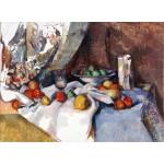 Naturaleza muerta, Cezanne, Algomasquearte