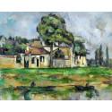 Orillas del Marne, Cezanne