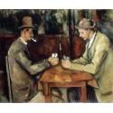 Jugando a las cartas, Cezanne