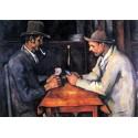 Jugadores de cartas (3), Cezanne
