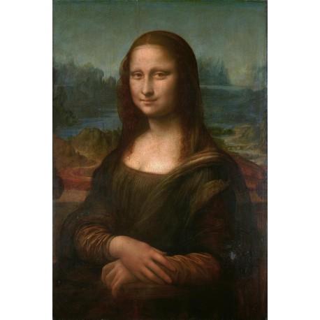 Gioconda, Mona Lisa, Da Vinci, Algomasquearte