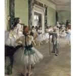 Clase de Danza, Degas, Algomasquearte