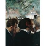 Músicos en la Ópera, Degas, Algomasquearte