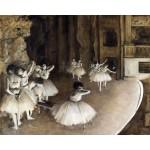 Ensayo del Ballet, Degas