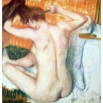 El aseo, Degas