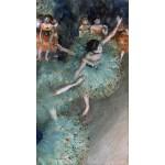 Bailarina basculando, Degas